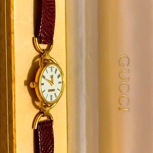 Genuine Vintage Gucci Ladies Watch